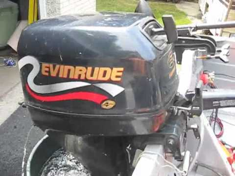 Evinrude 15 Hp 4 Stroke Outboard motor best 50 Hp for Sale