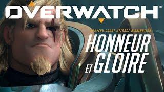 Honneur et gloire - Court-métrage d'animation (VF) | Overwatch