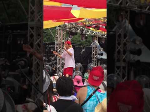 SHUN TAP DANCE solo@SUMMER SONIC 2015