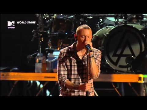 Linkin Park - Somewhere I Belong MTV World Stage HD (Monterrey 2012)