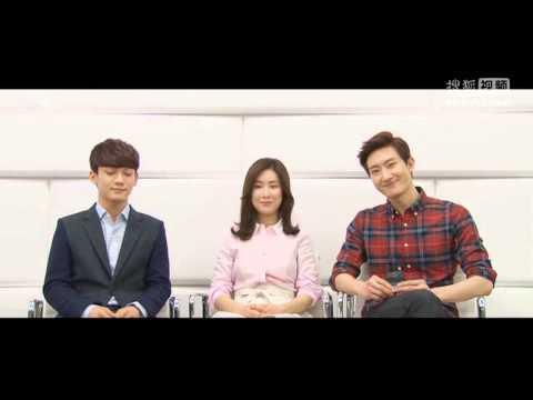 [Eng Subbed] 140307 Sohu Interview (Zhoumi, EXO Chen, Zhang Liyin)