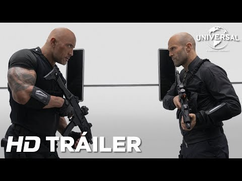 FAST & FURIOUS: HOBBS & SHAW - Tráiler Mundial (Universal Pictures) - HD