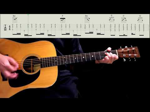 Guitar TAB : Goodbye (Home demo) - The Beatles