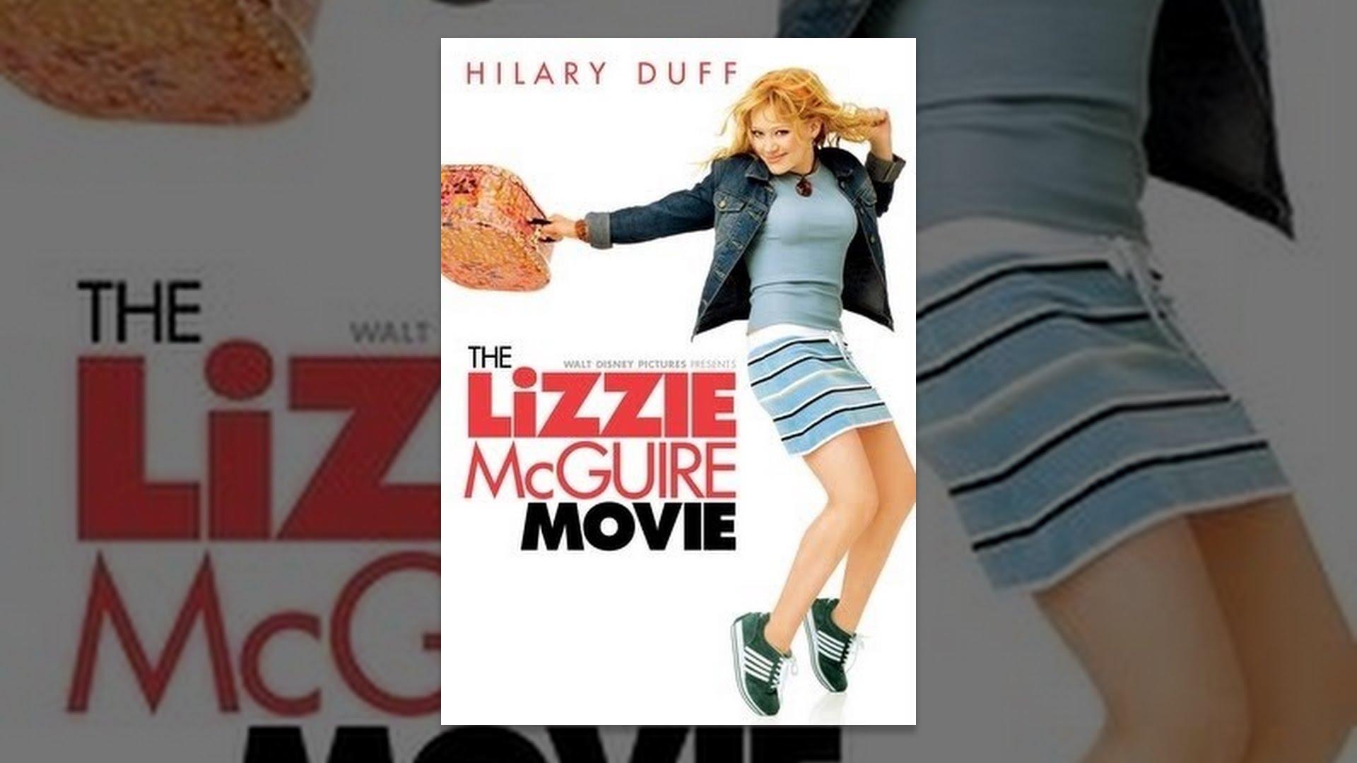Lizzie Mcguire The Movie