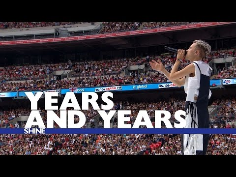 Years & Years - 'Shine' (Live At The Summertime Ball 2016)