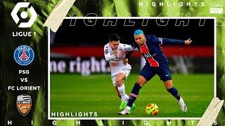 PSG 2 - 0 FC Lorient - HIGHLIGHTS & GOALS - 12/16/2020