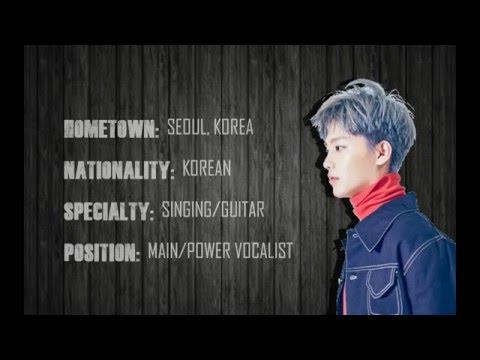 [ NCT U ]  Members Profile (PART 1) MARK,TEN,TAEYONG,JAEHYUN,DOYOUNG,TAEIL
