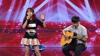Vietnam's Got Talent 2016 - TẬP 8 -  Thí sinh Việt-Hàn Phan Hân