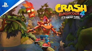 Crash bandicoot 4: it's about time :  bande-annonce VF