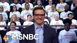 Chris Hayes: Yes, Read The Transcript!   All In   MSNBC