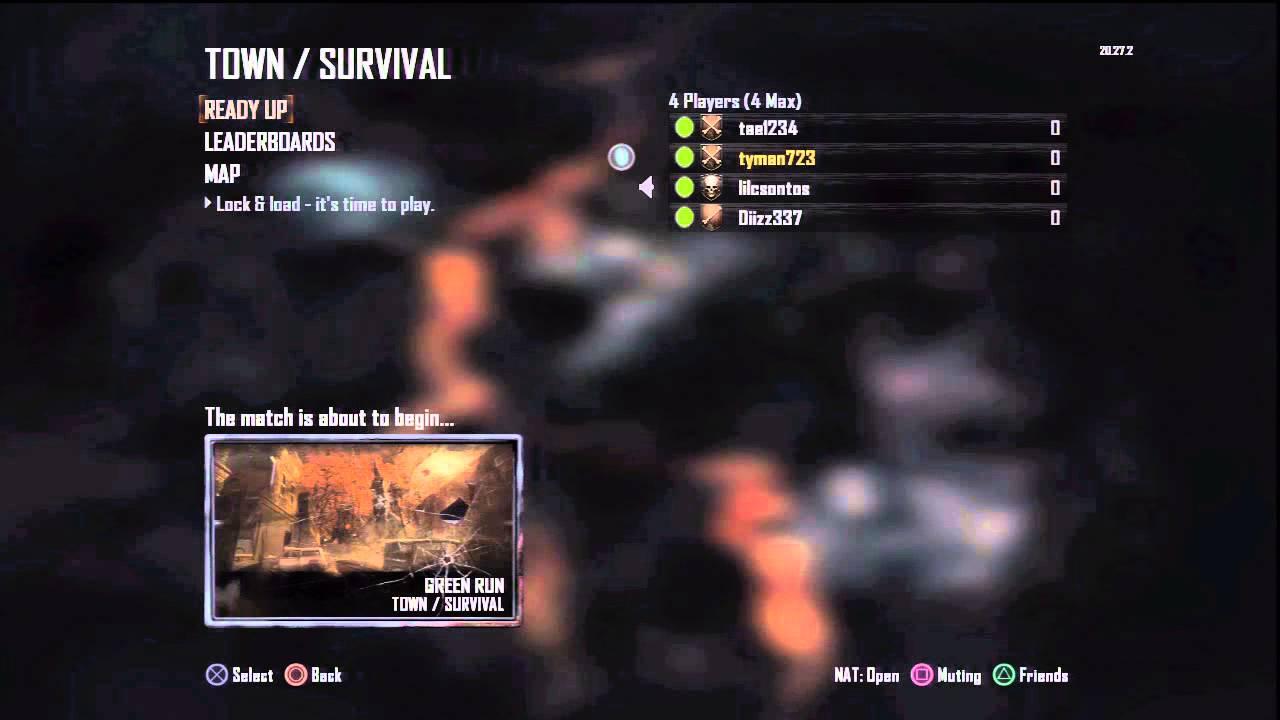 Black Ops 2 Multiplayer matchmaking problemen