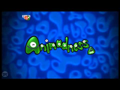 CBBC ident 2002 to 2005 - Animadness - YouTube