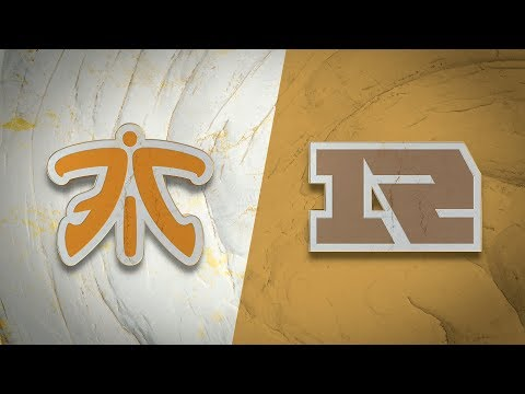 FNC vs RNG | Worlds Group Stage Day 7 | Fnatic vs Royal Never Give Up (2019)