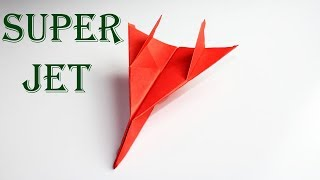 COOL PAPER JET- How to make a Paper Airplane that Flies | F-17 ... | 180x320
