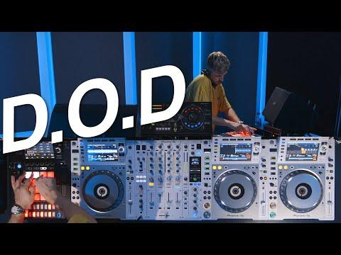 D.O.D - DJsounds Show 2019