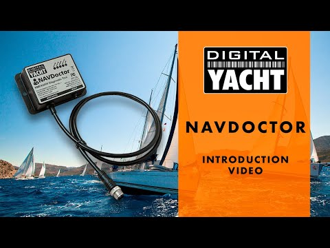NAVDoctor - 2 Minute Introduction - Digital Yacht