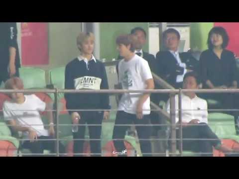 170520 NCT DREAM U-20 월드컵 개막전 하프타임 해찬 Focus