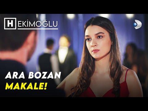 Zeynep ile Mehmet Ali'nin Arasından Fırtınalar Esiyor! | Hekimoğlu 26.Bölüm