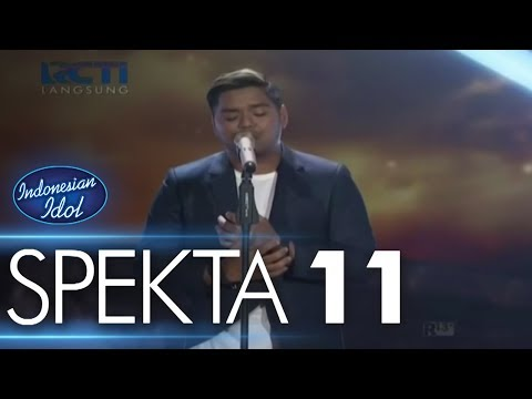 ABDUL - YOU ARE THE REASON (Calum Scott) - Spekta Show Top 5 - Indonesian Idol 2018