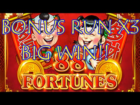88 fortunes slot machines high limit jackpots