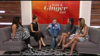 Kiss a Ginger Day Gets Some International Airtime