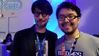 How I Met Hideo Kojima