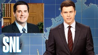 Weekend Update on the Nunes Memo - SNL