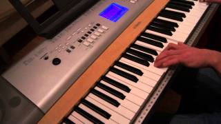 """""""Les Misérables"""" Piano - """"A Heart Full of Love"""" Cover"""