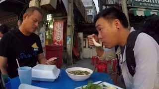 Mae sai street food Thailand กินสะใจแม่สายเชียงราย