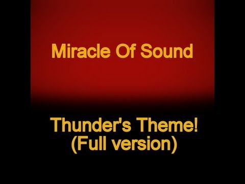Miracle of Sound: Thunder's Theme magyar felirattal