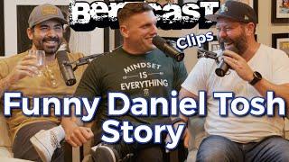 Funny Daniel Tosh Story - CLIP - Bertcast