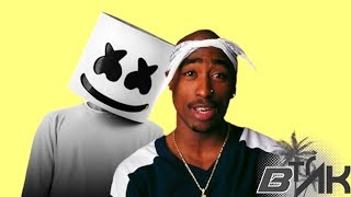2Pac X Marshmello Mashup - Happier