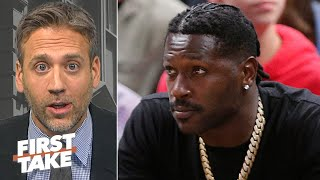 Antonio Brown is the NFL's biggest disappointment this season - Max Kellerman | First Take