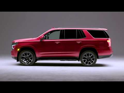 2021 Chevrolet Tahoe Exterior And Interior