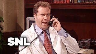 Dr. Beaman's Office - SNL