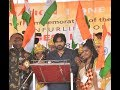 World's Largest National Flag Unfurled: Pawan Kalyan Full Speech