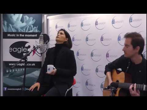 Jessie Ware - Alone (Acoustic at In Session on eagle3 Radio)
