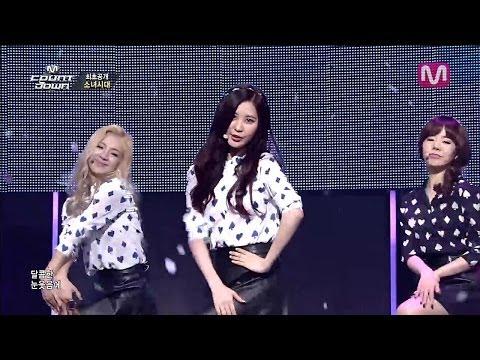 소녀시대_Wait a Minute (Wait a Minute by Girls' Generation of Mcountdown 2014.03.06)
