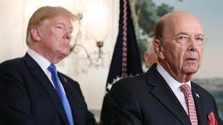 President Trump talks of firing Wilbur Ross: RPT