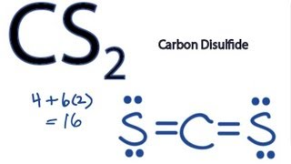 CS2 Lewis Structure: How to Draw the Lewis Structure for CS2