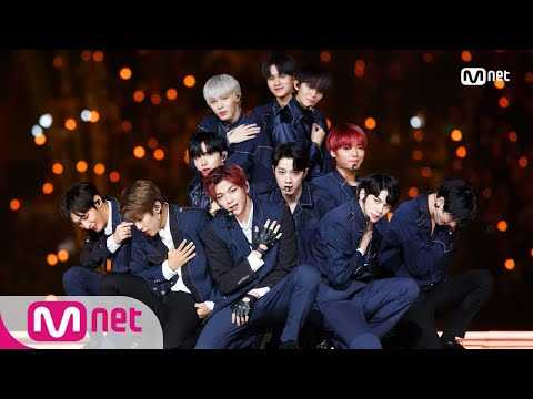 Wanna One_I.P.U│2018 MAMA FANS' CHOICE in JAPAN 181212