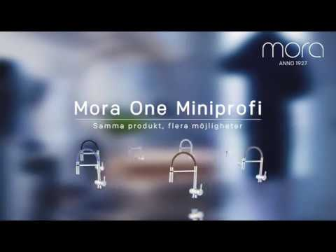 Mora One Miniprofi grå (Sv)