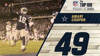 #49: Amari Cooper (WR, Cowboys)   Top 100 NFL Players of 2020