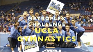 UCLA BRUINS METROPLEX 2018 | BEHIND THE BUBBLE