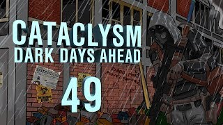 "Cataclysm: Dark Days Ahead ""Bran""   Ep 49 ""Against the Wall"""