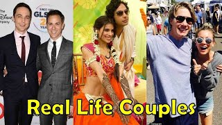 Real Life Couples of The Big Bang Theory