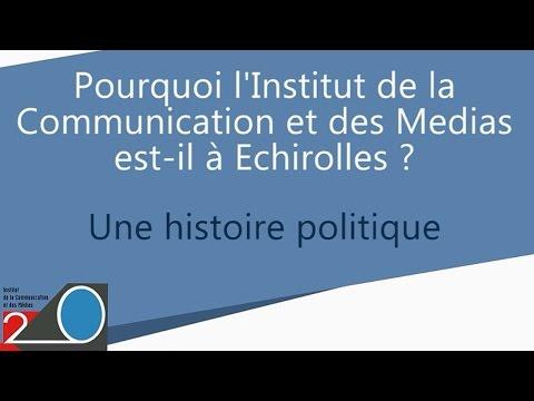 L' histoire politique de l'ICM