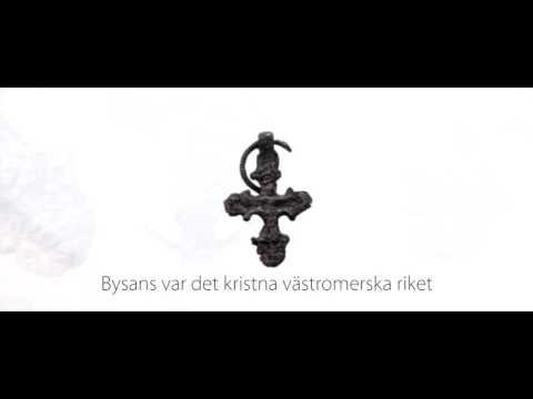 Arkeologen berättar - Del 21 Handeln österut - Bysantinskt kors