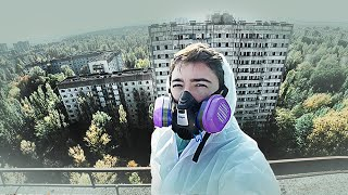 Spending 24 Hours In A Radioactive Wasteland - Chernobyl