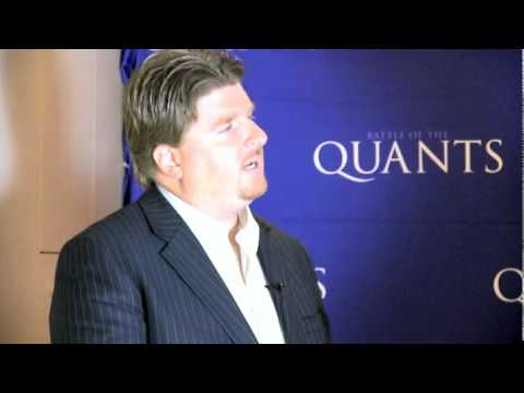 Battle Of The Quants Interview With UBS